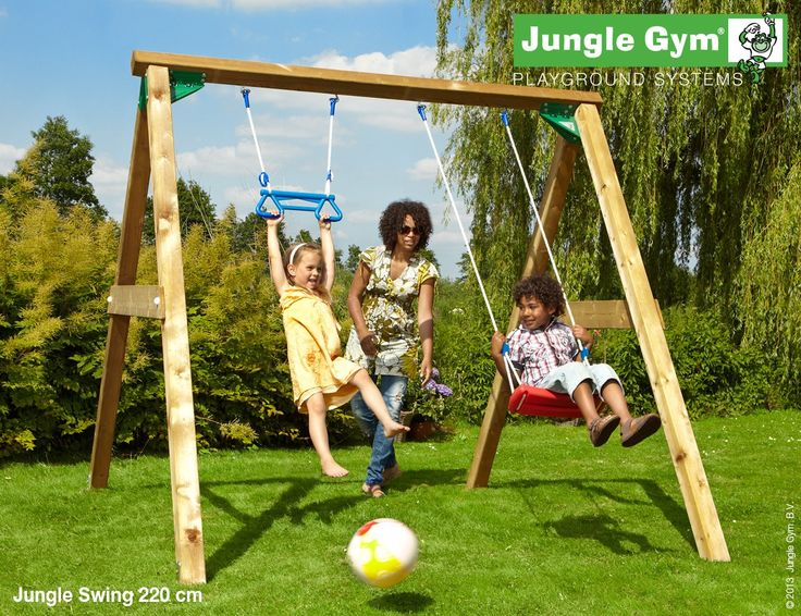 Jungle Swing 220 cm #PinToPlay #JungleGym