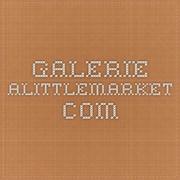 galerie.alittlemarket.com -en lien avec Facebook