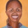 The portrait of a woman size 30cm x 40cm. Price: R900