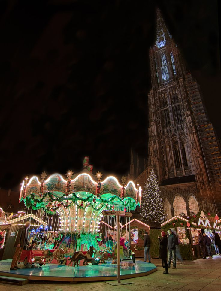 Superb Catedral de Ulm Alemania