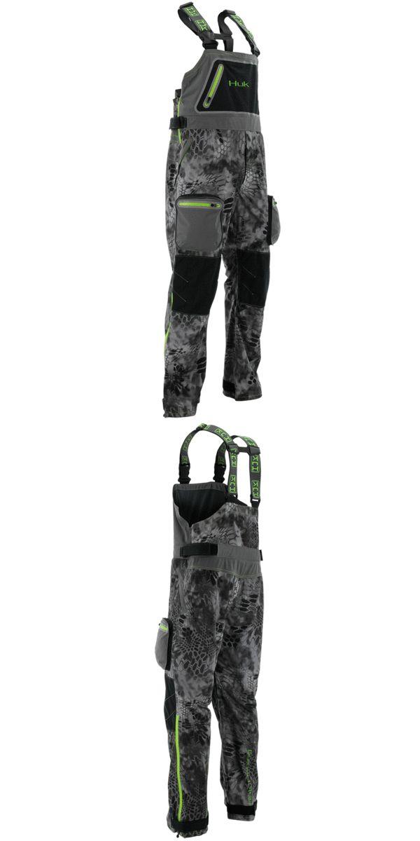 Pants and Shorts 139454: Huk Fishing Kryptek Next Level All Weather Bib Rain Gear Raid H4000008 All Sizes -> BUY IT NOW ONLY: $299.99 on eBay!