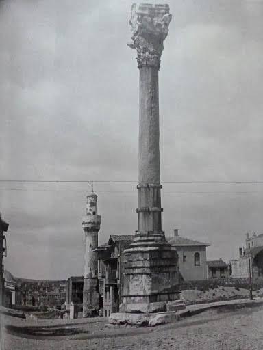 Kıztaşı ve Mustafa Bey Camii
