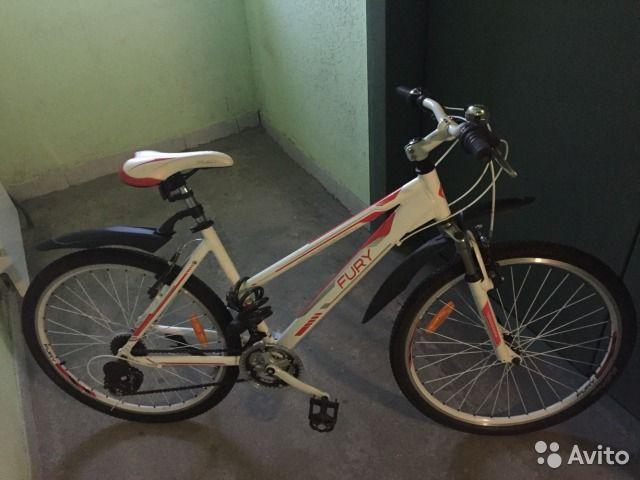 Fury(женский велосипед) купить в Москве на Avito — Объявления на сайте Avito