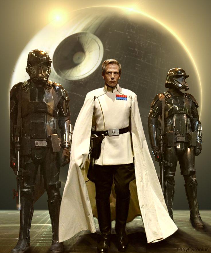 Director Krennic & Death Troopers