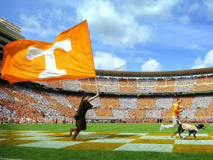 Southern Saturday at Neyland Stadium :)