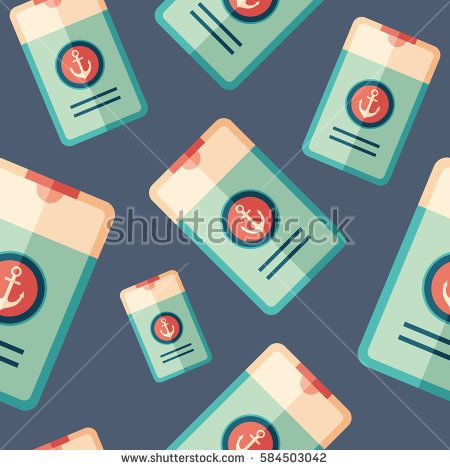 Shower gel flat icon seamless pattern. #beautypattern #vectorpattern #patterndesign #seamlesspattern