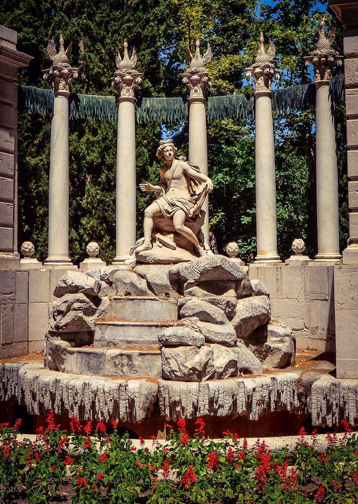 Fuente de Apolo, Jardines del Principe (Aranjuez - Spain)