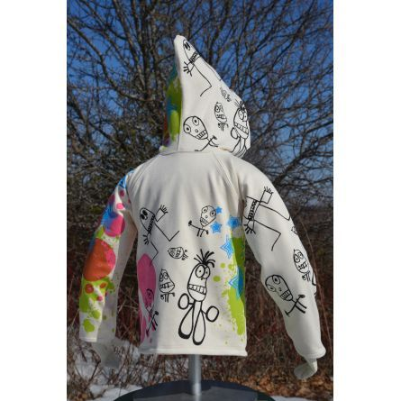 Kids :: Children's Clothing :: Little Monsters Hoodie