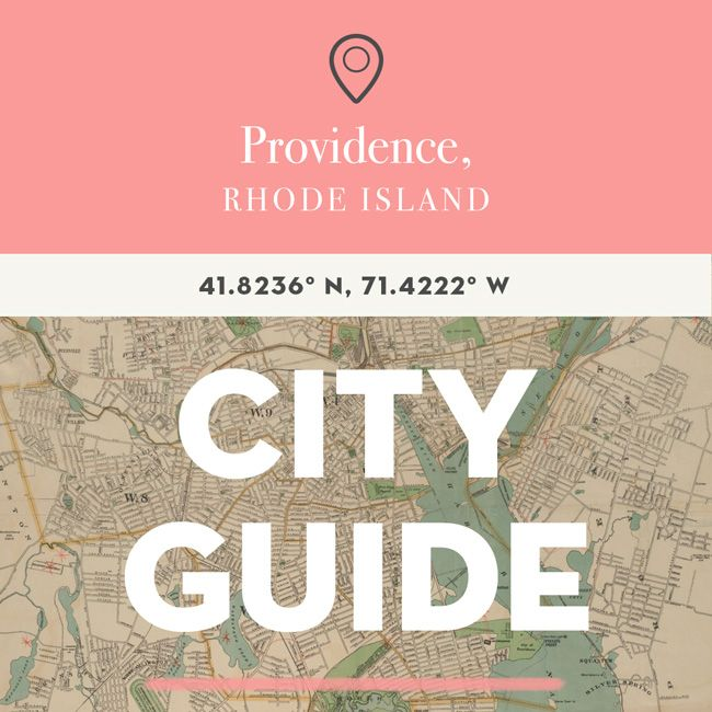 providence, rhode island: a city guide