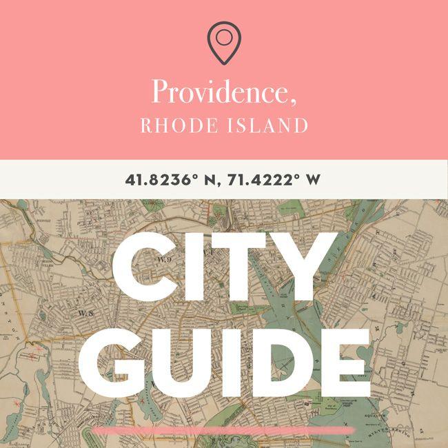 Newport Providence Rhode Island: Providence, Rhode Island: A City Guide
