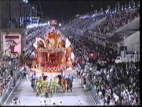 Viradouro - Carnaval 2003 - Desfile Compleo