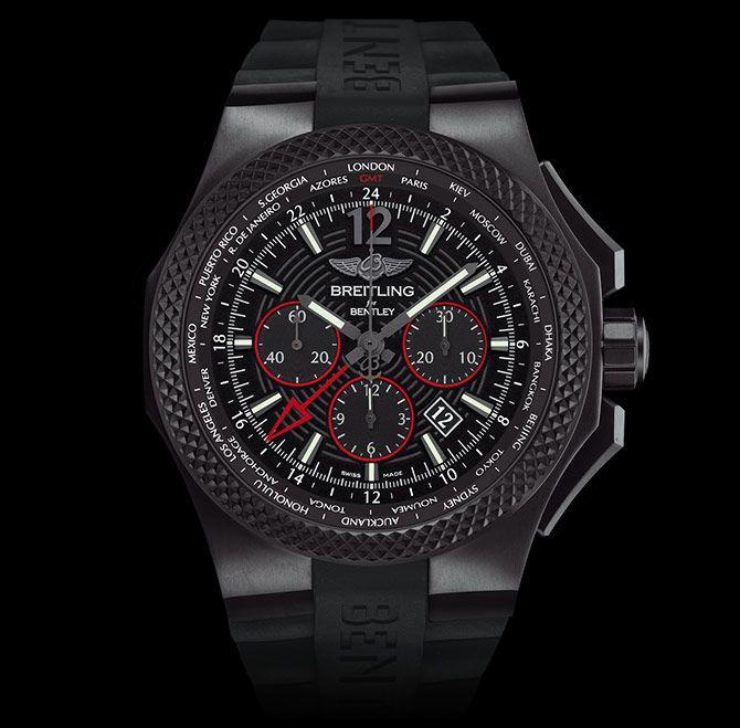 Bentley GMT Light Body B04 Midnight Carbon – Breitling for Bentley #mensfashion #menswatches #breitlingwatches #watches #breitlingbentley #bentley