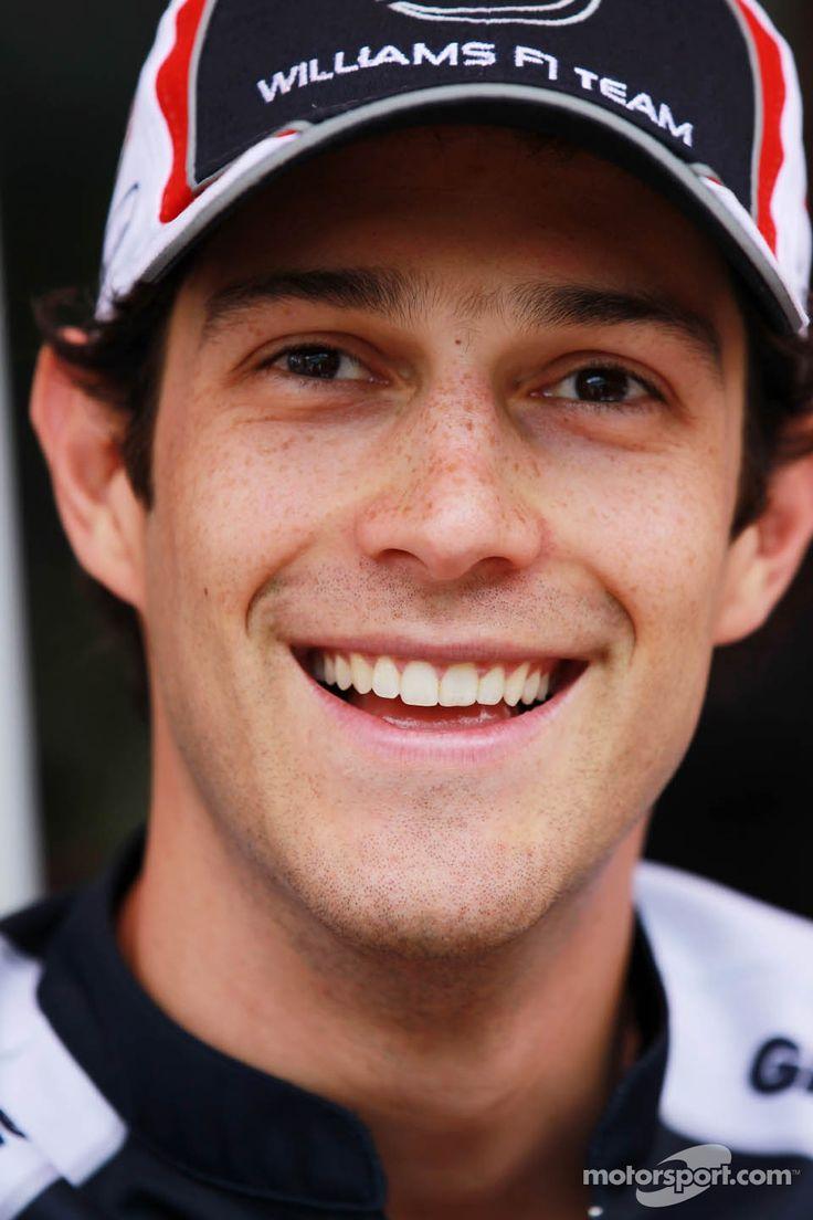 2012 Malaysian Grand Prix: Bruno Senna Flashes a smile at Sepang F1