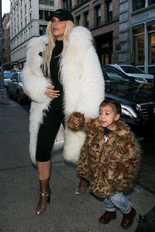 Duo matka-dcera | Kim Kardashian | Marianne