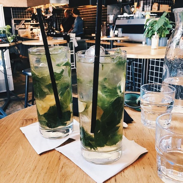 We survived Monday and we deserve mojitos! - - - - - - - - - - - - - - - #mojito #mojitos #cocktails #nightout #praha #praga #prague #czech #czechia #czechrepublic #kyliejenner #kendalljenner #drinks #girl #tumblr #travel #traveling #traveler #travels #letna #prague2017 #bar #drinking #relationshipgoals #couplegoals
