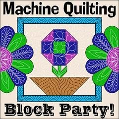 2017 Machine Quilting Block Party