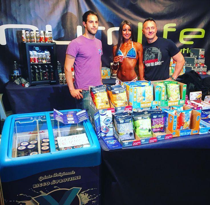 """Athletes coming by to enjoy Yulty's Gelato at international #fitness and #bodybuilding contest """"Trofeo 2 Torri""""   #Yulty #YultyFoods #YultyAddicted #Protein #Gelato #ProteinGelato #GelatoProteico #Yummy #Healthy #HealthyFood #FitFood #CleanEating #Diet #Gym #FitnessAddict #Workout #Happy #Life #FitnessModel"""