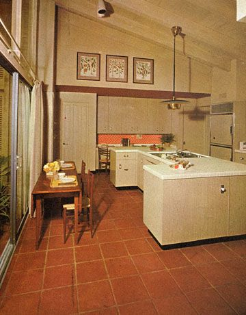 1000+ ideas about 1960s Kitchen on Pinterest | Flatware ...
