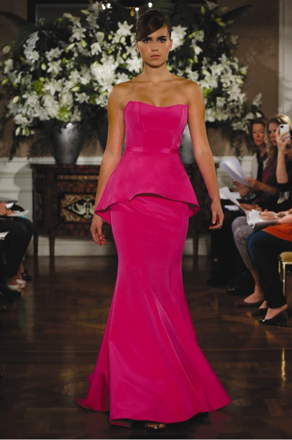 Romona Keveza Ready-To-Wear Spring 2013 Collection