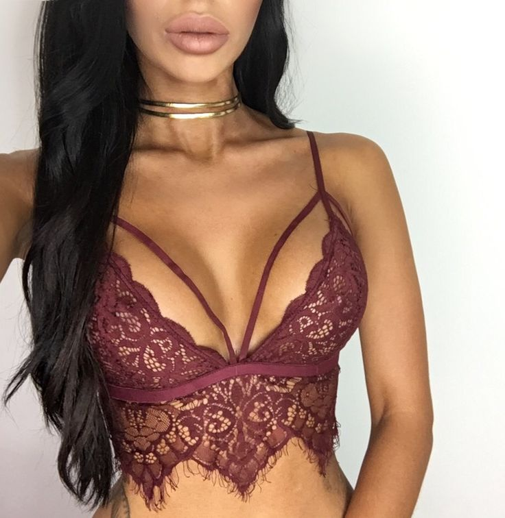 Holly Lace Bralet | Sorelle UK - £15.99