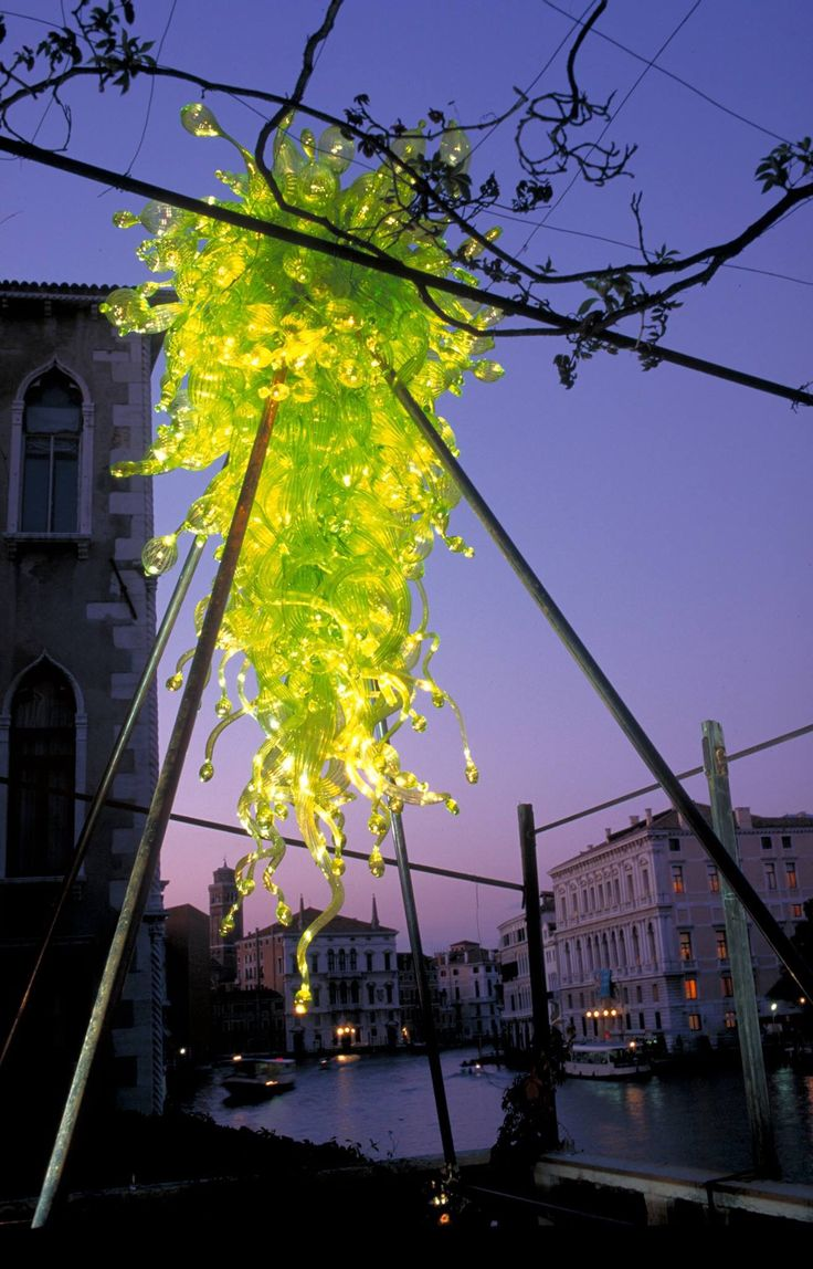 184 best chihuly images on pinterest dale chihuly blown glass chihuly over venice palazzo di loredana balboni chandelier arubaitofo Image collections