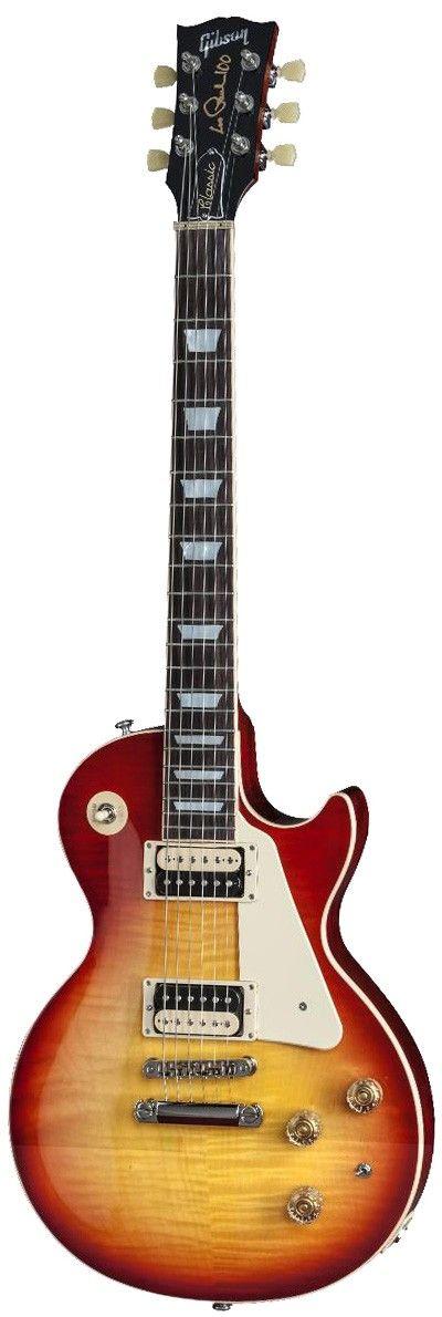 Gibson Les Paul Classic 2015 Heritage Cherry Sunburst