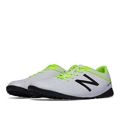 Oferta: 31.99€. Comprar Ofertas de New Balance - Zapatillas de Material Sintético para hombre Multicolor multicolor, color Verde, talla 7,5 barato. ¡Mira las ofertas!