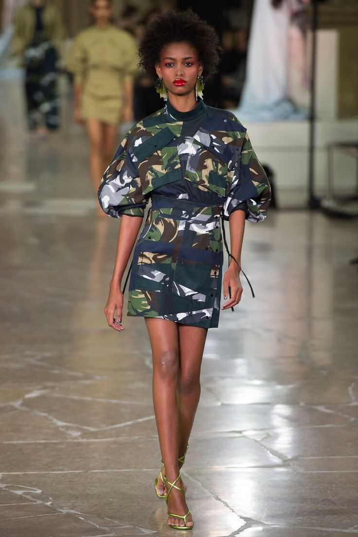 Kenzo - Spring 2017 Ready-to-Wear