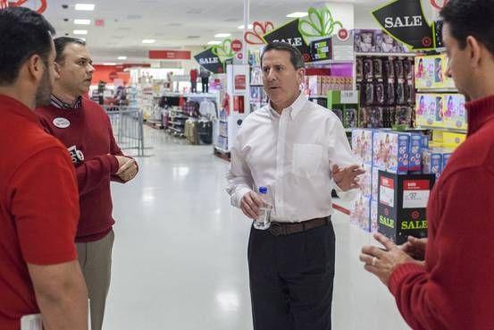 Target Puts Some Food Suppliers on the Back Burner