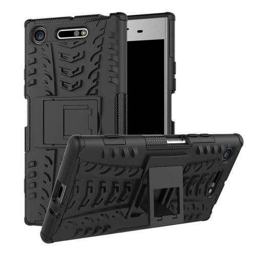 Coque Sony Xperia XZ1 Hybride Antidérapante