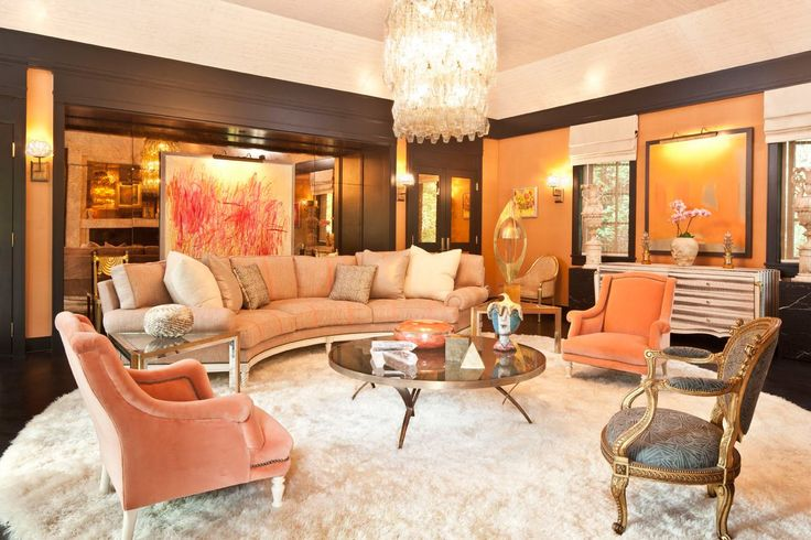 17 best images about designer kelly wearstler on pinterest for Living room 0325 hollywood