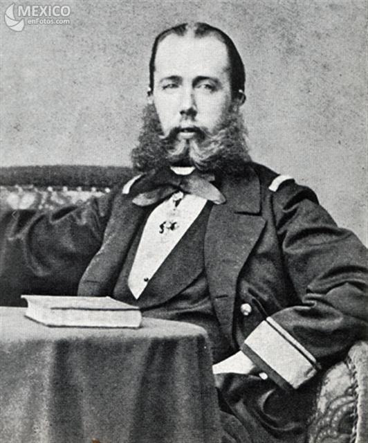 Maximiliano de Habsburgo -Segundo Imperio Mexicano 1863-1867