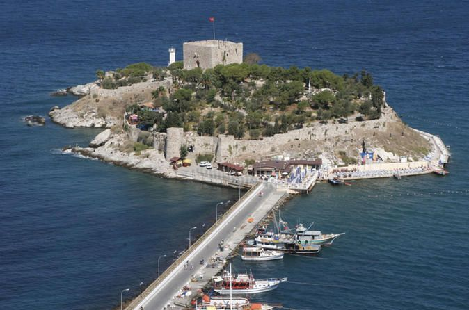 8-Day Aegean Escape Tour From Kusadasi Mention Turkey and Greece visions of sultans and harems, amazing sites, belly-dancers, ancient ruins, stunning coasts and the breathtaking natural landscape spring to mind, and this is exactly what this tour has. Day 1 Wednesday KusadasiWelcome to Kusadasi! Check into your hotel at your leisure and the rest of the day is yours, free to explore this harbour side resort town. Tonight you meet your guide and fellow travelling compani...