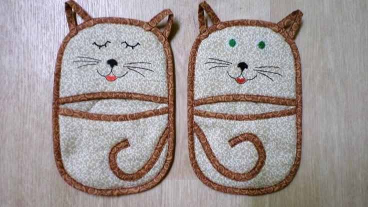 kočky chňapky