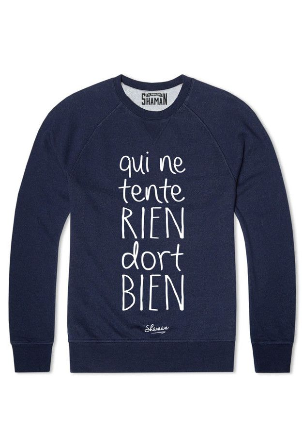 "Sweat ""Qui ne tente rien"""