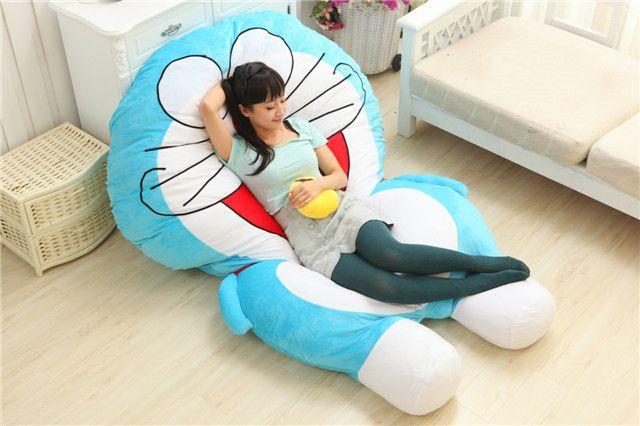 Cheap Alta Calidad Grande Del Tama O Grande Doraemon De