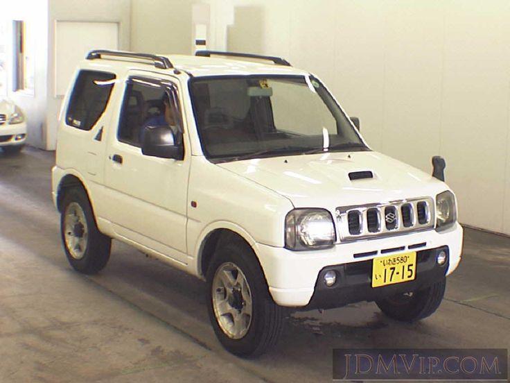 1999 SUZUKI JIMNY XC JB23W - http://jdmvip.com/jdmcars/1999_SUZUKI_JIMNY_XC_JB23W-3dxbtuJvRwJ11Fd-87474
