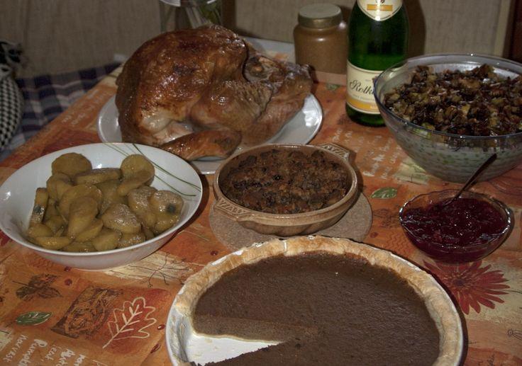 Episode 11: Thanksgiving