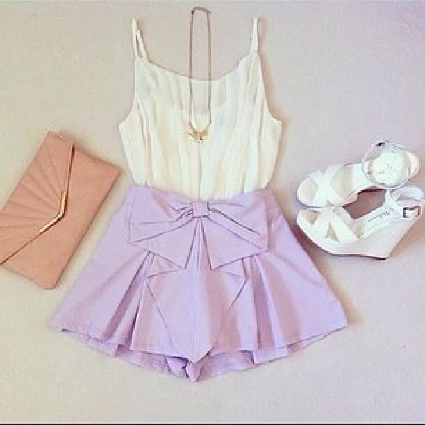 Pretty and just casual enough for summer