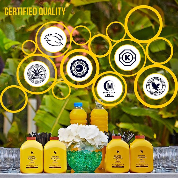 Forever is committed to bringing you products with the highest standards in the world and we actively seek out external certifications to prove that to you. Not tested on animals, Forever's range of premium products are a testament to nature's capacity to help us look and feel our best.