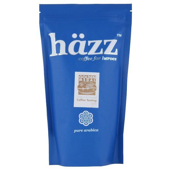 häzz coffee is a rich and subtle blend of South American and African origin…