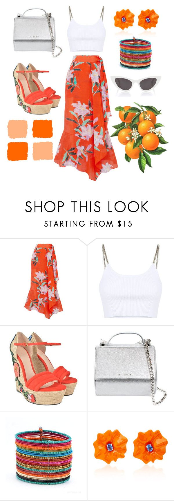 """""""É isto"""" by mizzlem on Polyvore featuring Diane Von Furstenberg, Alexander Wang, Gucci, Givenchy, Sabbadini and Yves Saint Laurent"""
