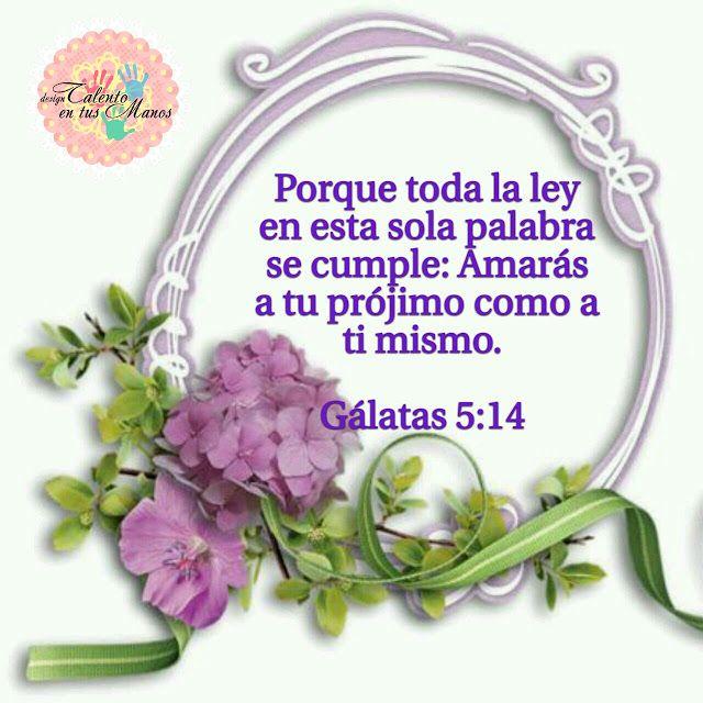 GALATAS 5:14