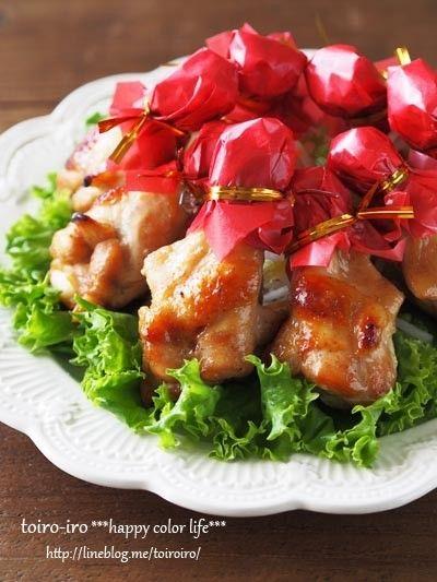 漬けて焼くだけ!手羽元ローストチキン! by トイロ* [クックパッド] 簡単おいしいみんなのレシピが226万品