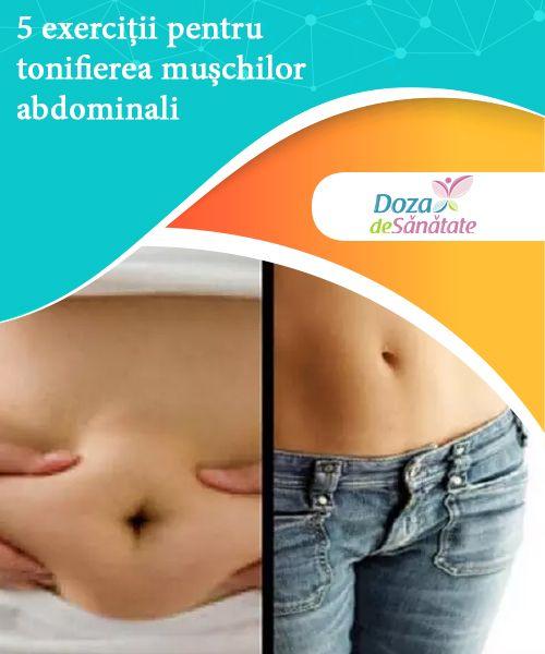 5 exerciții pentru tonifierea mușchilor abdominali   Ca să-ți subțiezi talia, trebuie să adopți obiceiuri alimentare benefice și o rutină zilnică de exerciții pentru tonifierea mușchilor abdominali.