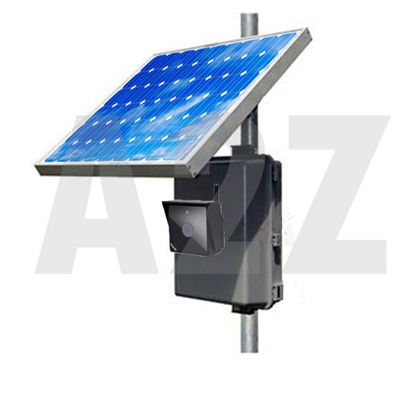 A2Z Security Cameras introduces the A2Z 1MP WiFi Solar Power Camera SS-FM1W for professional remote surveillance in a low profile, low cost design. Priced at only $1,799.00 the unit is truly one of kind. Find all the security system and surveillance equipment you need at A2Z. (http://www.a2zsecuritycameras.com/a2z-wifi-solar-power-camera-ssfmiw/)