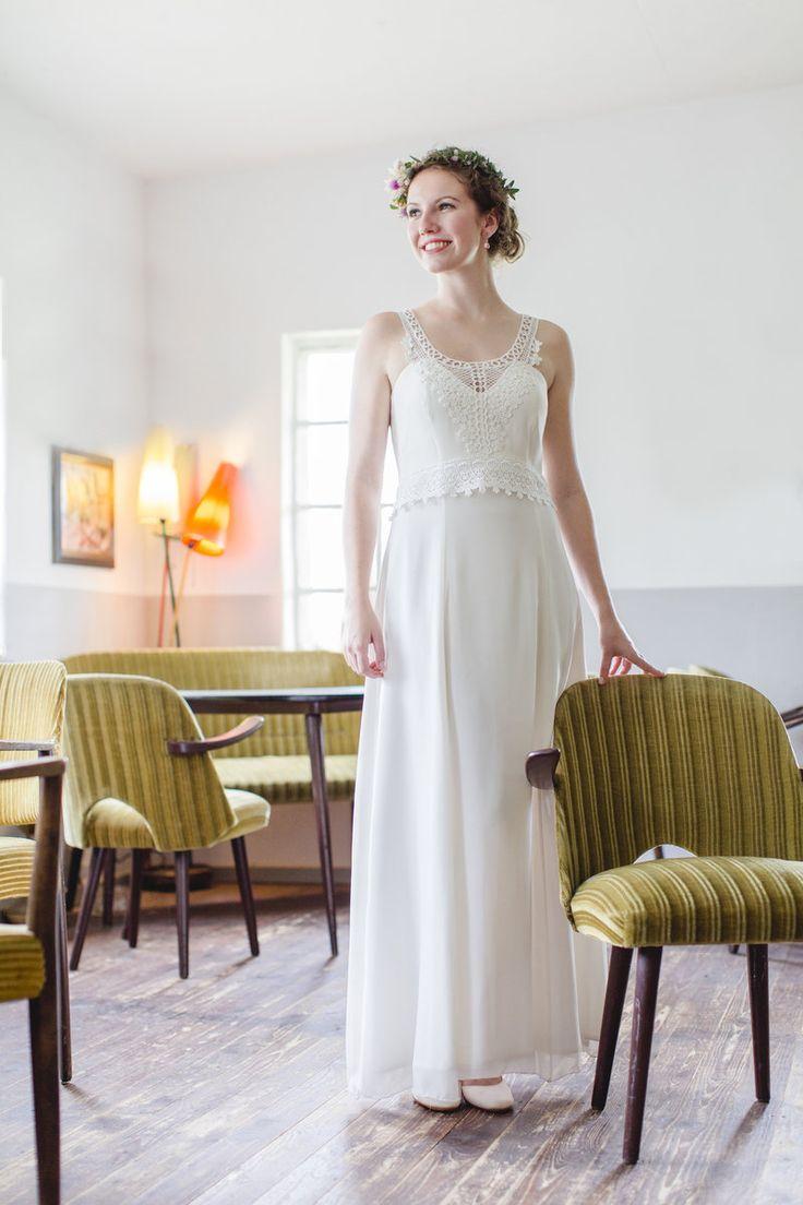 47 besten brautkleid vintage Bilder auf Pinterest | Hochzeitskleider ...