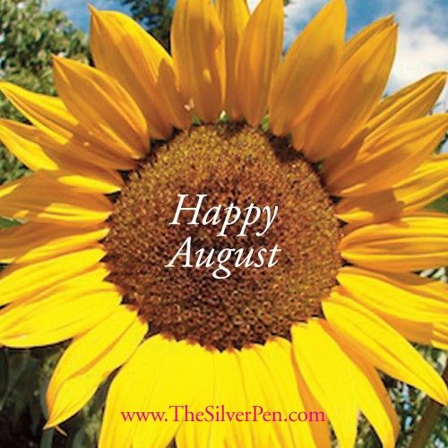 Happy August 1st!