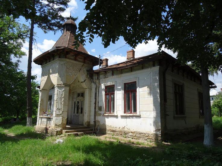 Casa doctorului Daniciuc din Vaslui