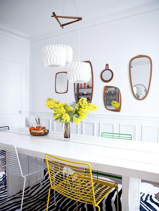 the shutterbugs: julie ansiau dining room